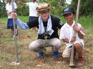 タイ植林ボランティア①